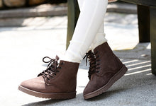 Load image into Gallery viewer, Classic Women's Ankle Boots