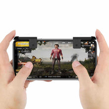 Load image into Gallery viewer, Mobile Gaming Trigger Aim Key Shooter Controller - Gaming