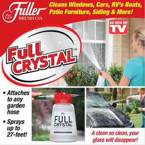 Mighty Fuller Outer Cleaning Water Cannon - Glass Cleaning Tool