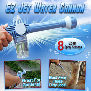 Multi-Functional Powerful Ez Jet Water Spray With Soap Dispenser - Ez Jet Spray