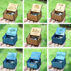 Small Handmade Wooden Music Box-Wooden Music Box-Fynn Depot-Fynn Depot