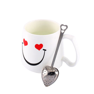 Tea Infuser Stainless Steel Spoon Tea Filter - Tea Infuser