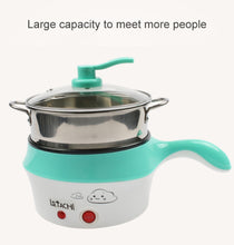 Load image into Gallery viewer, Multifunction Electric Double Layer Non Stick Cooker & Food Steamer-Food Steamer-Fynn Depot-Fynn Depot