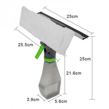 Load image into Gallery viewer, Multipurpose Cleaning Spray with Wiper and Glass Scraper-Cleaning Tool-Fynn Depot-Fynn Depot