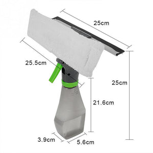 Multipurpose Cleaning Spray with Wiper and Glass Scraper-Cleaning Tool-Fynn Depot-Fynn Depot