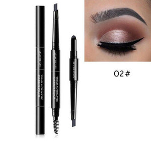 3 in 1 Eyebrow Enhancer Pencil (2 pcs set)