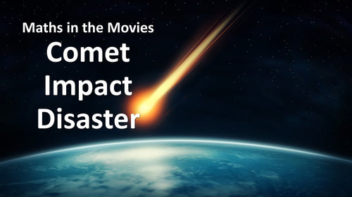 Maths in the Movies: Deep Impact (E-book only)
