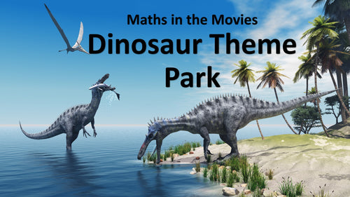 Maths in the Movies: Jurassic Park (E-book only)
