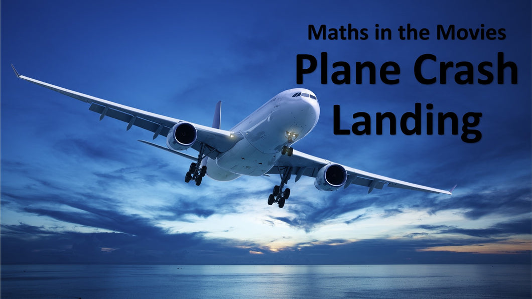 Maths in the Movies: Sully (E-book only)