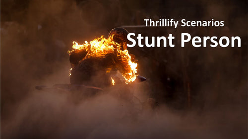 Thrillify: Stunt Person (E-book only)