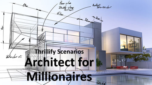 Thrillify: Architect for Millionaires (E-book only)