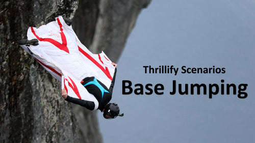 Thrillify: Base Jumping (E-book only)