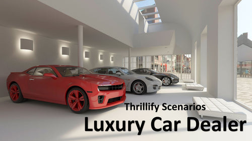 Thrillify: Luxury Car Dealer (E-book only)