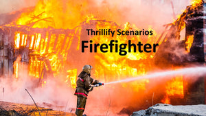 Thrillify: Firefighter (E-book only)
