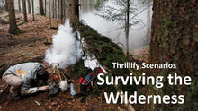 Thrillify: Surviving the Wilderness (E-book only)
