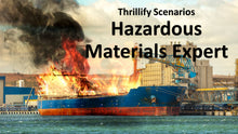 Thrillify: Hazardous Materials Expert (E-book only)
