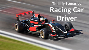 Thrillify: Racing Car Driver (E-book only)