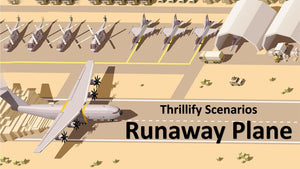 Thrillify: Runaway Plane (E-book only)