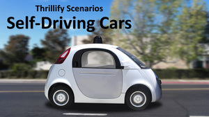 Thrillify: Self Driving Cars (E-book only)