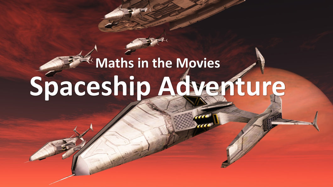 Maths in the Movies: Star Wars Episode IV (E-book only)