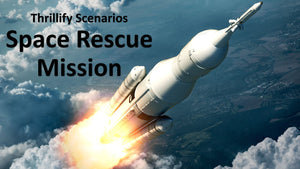 Thrillify: Space Rescue Mission (E-book only)