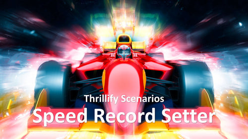 Thrillify: Speed Record Setter (E-book only)