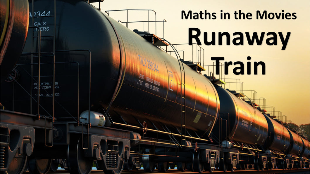 Maths in the Movies: Unstoppable (E-book only)