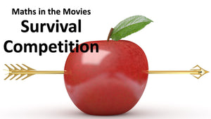 Maths in the Movies: The Hunger Games (E-book only)