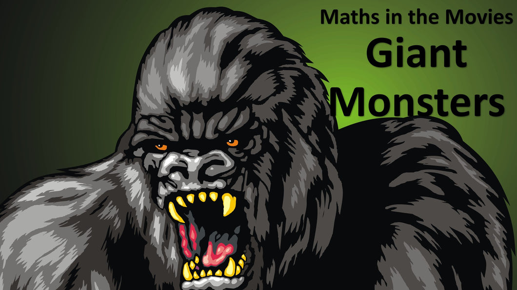 Maths in the Movies: King Kong (E-book only)