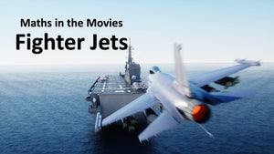 Maths in the Movies: Top Gun (E-book only)