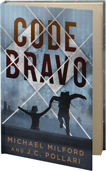 Code Bravo Maths Novel