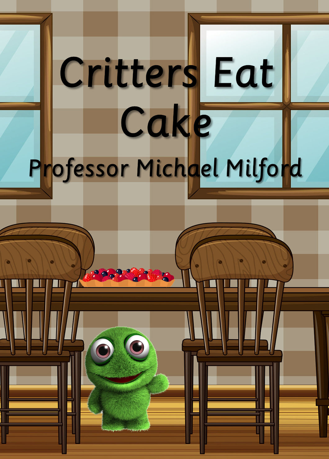 Critters Eat Cake (E-book only)