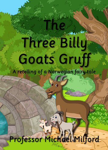 The Three Billy Goats Gruff (E-book only)
