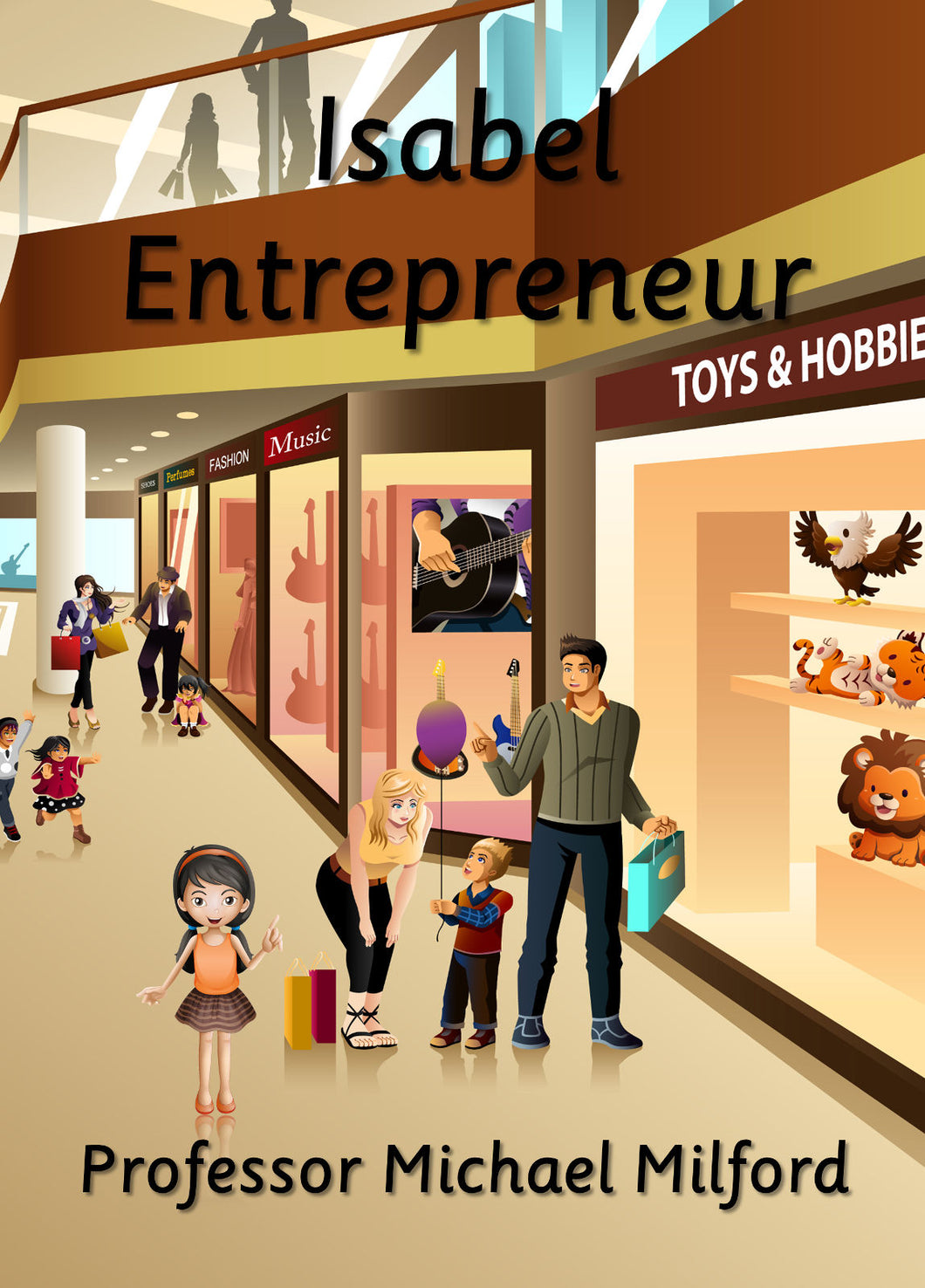 Isabel Entrepreneur (E-book only)