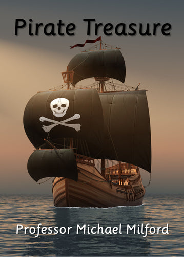 Pirate Treasure (E-book only)