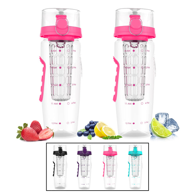 Bevgo Infuser Water Bottle - 1 Litre  - FREE SHIPPING (AUSTRALIA WIDE)