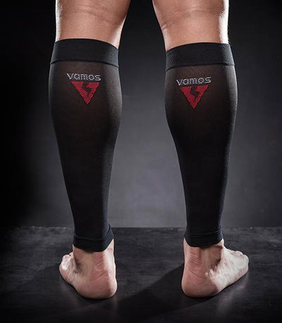 COMPRESSION CALF SLEEVES (BLACK)