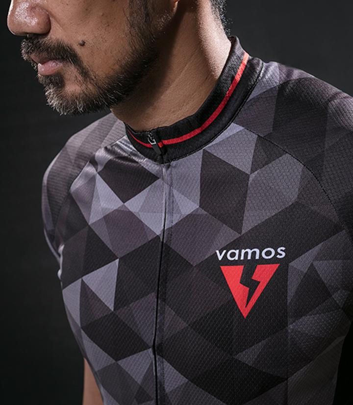 F117 Cycling Top