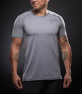 Men's Tops - LUCHO (CEMENT GRAY)