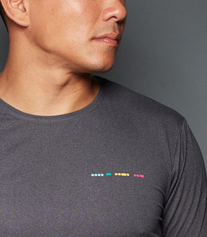 Men's Tops - MORSE (ANTHRACITE GRAY)