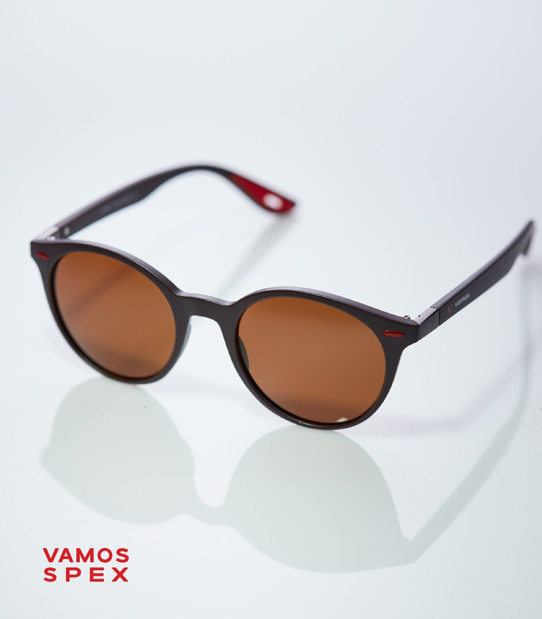 Noosa Spex (Brown/Red)