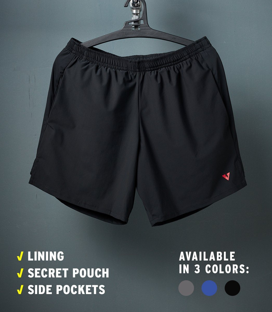 SPEED SHORTS (BLACK)