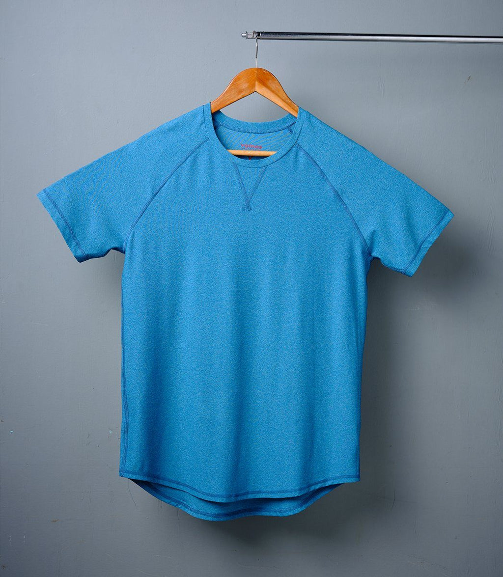 TECH TEE (NIGHTHAWK BLUE)