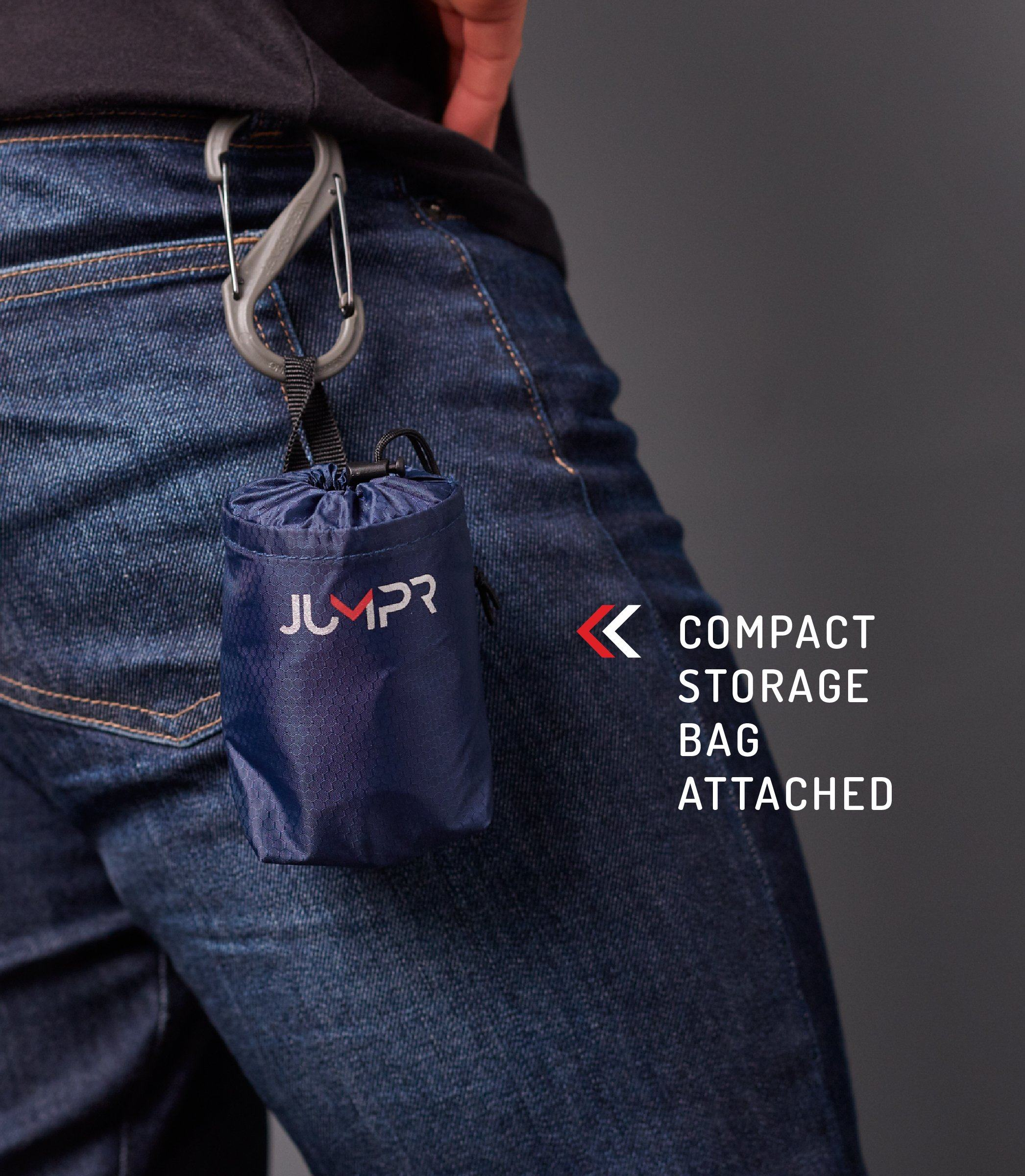 Travel - Jumpr Packable Fanny Pack