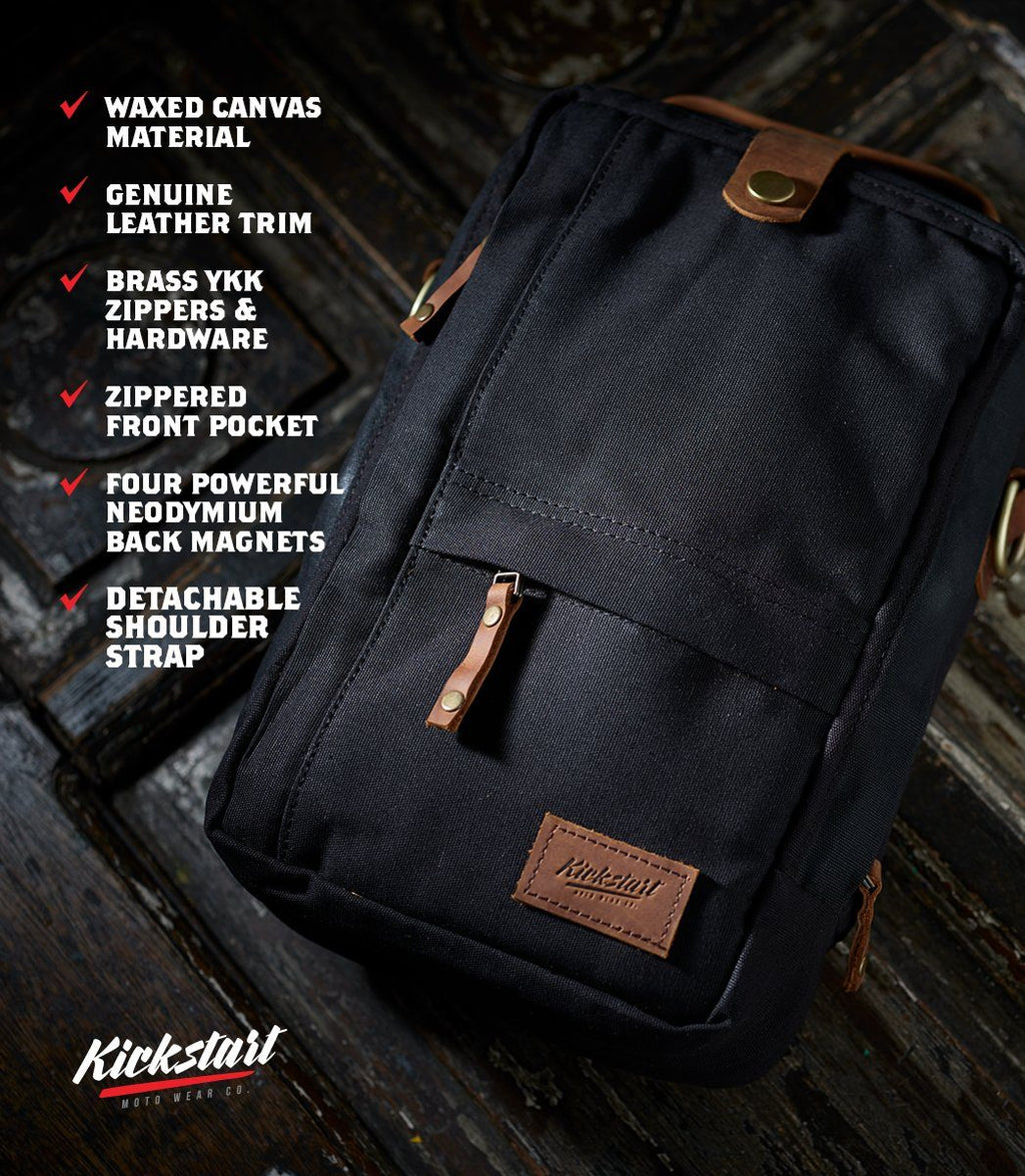 URBAN ESSENTIALS TANK BAG 2.0