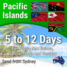 Pacific Islands | 5 to 12 Days