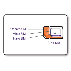 Korea Sim card 8 days | 4G 10GB; 3G Unlimited Travel Data Sim Card