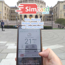 Europe Sim Card | UK Travel Sim | 30 days 5GB Unlimited Calls and SMS
