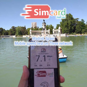 Europe Sim Card | UK Travel Sim | 30 days 36GB Unlimited Calls and SMS