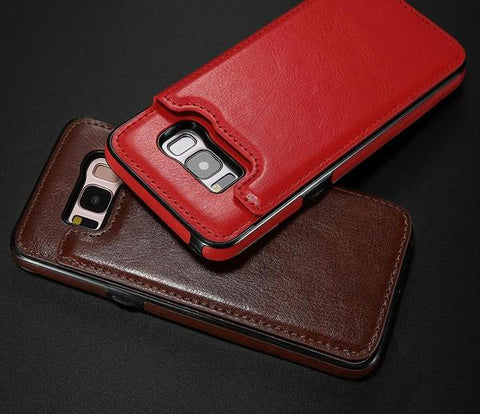 Samsung 3 in 1 Luxury Leather Case